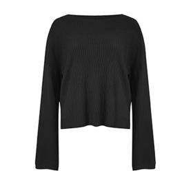 Γυναικεία Μπλούζα Celestino SH7975.4789 Μαύρο
