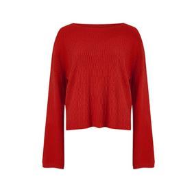 Γυναικεία Μπλούζα Celestino SH7975.4789 Κόκκινο