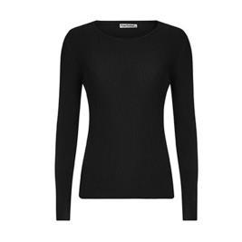 Γυναικεία Μπλούζα Celestino SH7958.9087 Μαύρο