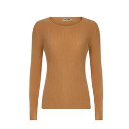 Γυναικεία Μπλούζα Celestino SH7958.9087 Κάμελ