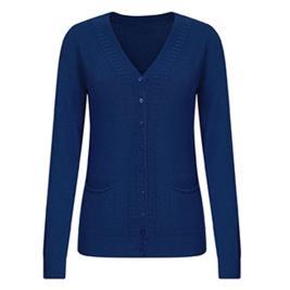 Γυναικεία Ζακέτα Celestino WH7891.5250 Μπλε