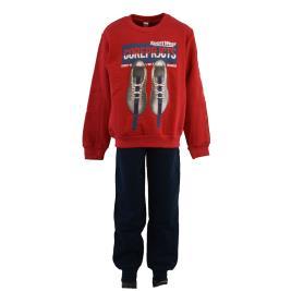 Παιδική Φόρμα-Σετ Joyce 202420 Κόκκινο Αγόρι