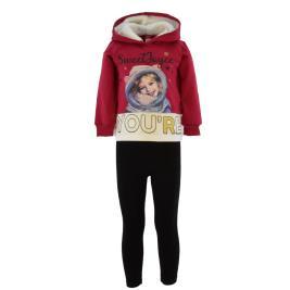 Παιδικό Σετ-Σύνολο Joyce 202101 Ροδί Κορίτσι