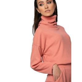 Γυναικεία Μπλούζα Noobass 01-0687 Σομόν
