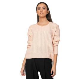 Γυναικεία Μπλούζα Noobass 10-637 Ροζ