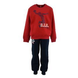 Παιδική Φόρμα-Σετ Joyce 202473 Κόκκινο Αγόρι