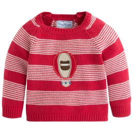 Βρεφική Μπλούζα Mayoral 2302 Κόκκινο Αγόρι