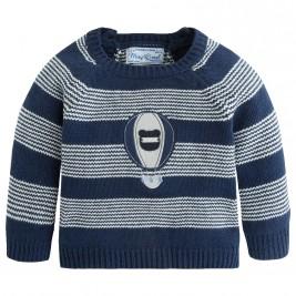 Βρεφική Μπλούζα Mayoral 2302 Μπλε Αγόρι