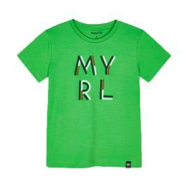 Παιδική Μπλούζα Mayoral 21-00170-014 Πράσινο Αγόρι
