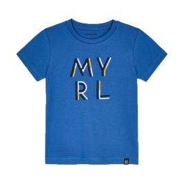 Παιδική Μπλούζα Mayoral 21-00170-012 Μπλε Αγόρι
