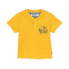 Βρεφική Μπλούζα Mayoral 21-01004-015 Μουσταρδί Αγόρι
