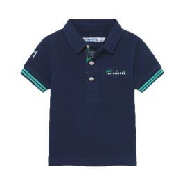 Βρεφική Μπλούζα Mayoral 21-01108-010 Μπλε Αγόρι