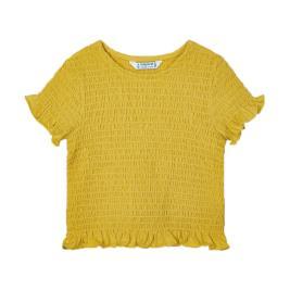 Παιδική Μπλούζα Mayoral 21-03008-023 Μουσταρδί Κορίτσι