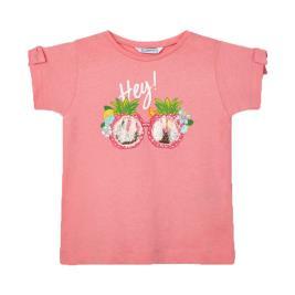 Παιδική Μπλούζα Mayoral 21-03016-075 Σομόν Κορίτσι