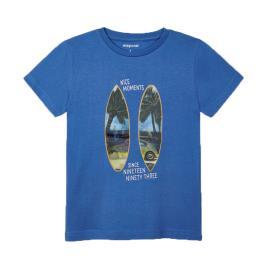 Παιδική Μπλούζα Mayoral 21-03030-055 Μπλε Αγόρι