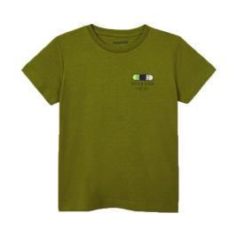 Παιδική Μπλούζα Mayoral 21-03042-064 Πράσινο Αγόρι