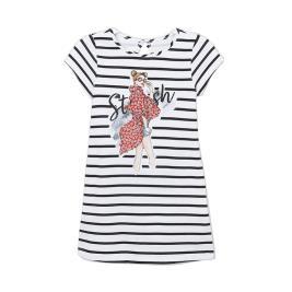 Παιδικό Φόρεμα Mayoral 21-06927-062 Μαύρο Ριγέ Κορίτσι
