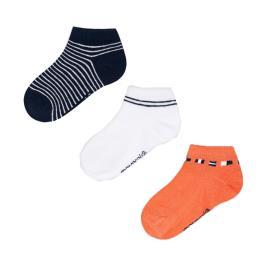 Παιδικές Κάλτσες Σετ Mayoral 21-10052-038 Κοραλί Αγόρι