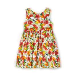 Παιδικό Φόρεμα Mayoral 21-03929-085 Πορτοκαλί Κορίτσι