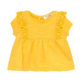 Βρεφική Μπλούζα Mayoral 21-01071-019 Κίτρινο Κορίτσι