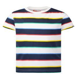 Παιδική Μπλούζα Energiers 12-221166-5 Ριγέ Μαρέν Αγόρι