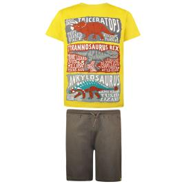 Παιδικό Σετ-Σύνολο Energiers 13-221011-0 Ανθρακί Αγόρι