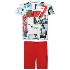 Παιδικό Σετ-Σύνολο Energiers 12-221144-0 Κόκκινο Αγόρι