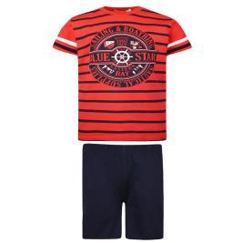 Παιδικό Σετ-Σύνολο Energiers 12-221151-0 Κόκκινο Αγόρι