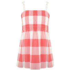 Παιδικό Φόρεμα Energiers 15-221314-7 Κόκκινο Καρό Κορίτσι
