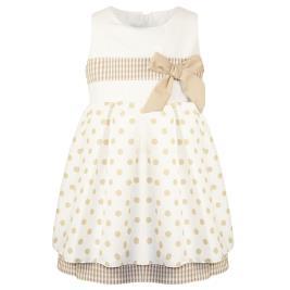 Παιδικό Φόρεμα Energiers 15-221327-7 Μπεζ Κορίτσι
