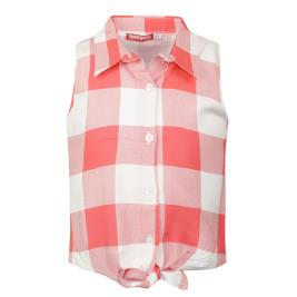 Παιδική Μπλούζα Energiers 15-221303-4 Κόκκινο Καρό Κορίτσι