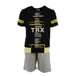 Παιδικό Σετ-Σύνολο Trax 39328 Μαύρο Αγόρι