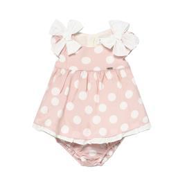 Βρεφικό Φόρεμα Mayoral 21-01820-024 Ροζ Κορίτσι