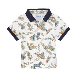 Βρεφική Μπλούζα Mayoral 21-01101-004 Εμπριμέ Αγόρι