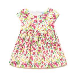 Βρεφικό Φόρεμα Mayoral 21-01973-010 Φλοράλ Κορίτσι