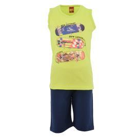 Παιδική Φόρμα-Σετ Trax 39430 Λαχανί Αγόρι