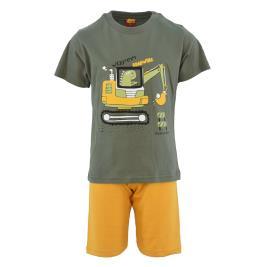 Παιδικό Σετ-Σύνολο Trax 39423 Χακί Αγόρι