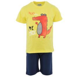 Παιδικό Σετ-Σύνολο Trax 39424 Κίτρινο Αγόρι