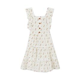 Παιδικό Φόρεμα Mayoral 21-06941-090 Εκρού Κορίτσι