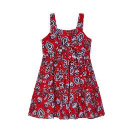Παιδικό Φόρεμα Mayoral 21-03947-003 Κόκκινο Κορίτσι