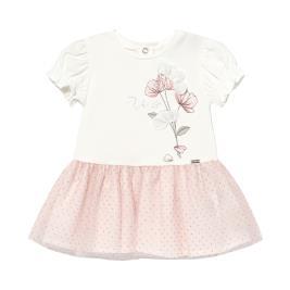 Βρεφικό Φόρεμα Mayoral 21-01958-063 Ροζ Κορίτσι