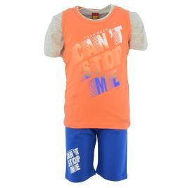 Παιδικό Σετ-Σύνολο Trax 39415 Πορτοκαλί Αγόρι