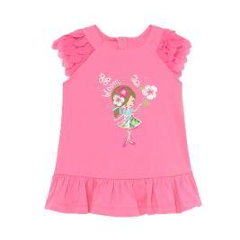 Βρεφικό Φόρεμα Mayoral 21-01975-018 Ροζ Κορίτσι
