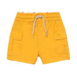 Βρεφική Βερμούδα Mayoral 21-01240-065 Κίτρινο Αγόρι