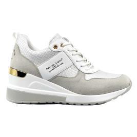 Γυναικείο Sneaker Renato Garini 34-21RG01 Λευκό