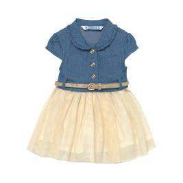 Βρεφικό Φόρεμα Mayoral 21-01989-005 Denim Κορίτσι