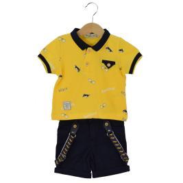 Βρεφικό Σετ-Σύνολο Hashtag 214611 Κίτρινο Αγόρι