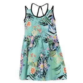 Παιδικό Φόρεμα Εβίτα 214060 Εμπριμέ Κορίτσι