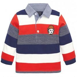 Βρεφική Μπλούζα Mayoral 2118 Κοραλί Αγόρι