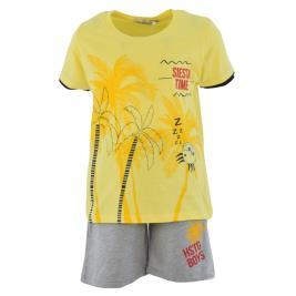 Παιδικό Σετ-Σύνολο Hashtag 214808 Κίτρινο Αγόρι